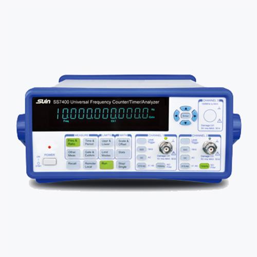 SS7400/7402通用频率计数器/计时器/分析仪