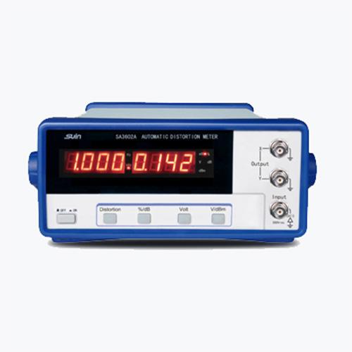 SA3602A失真度测量仪