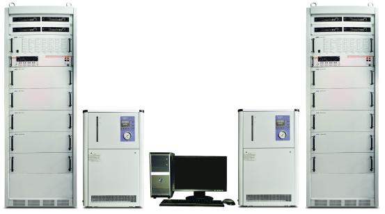 SD4001激光二极管老化系统