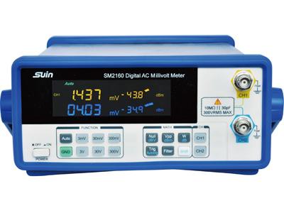 SM2100系列数字交流毫伏表