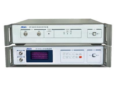 SF1642/1642G高温石英晶体频率标准