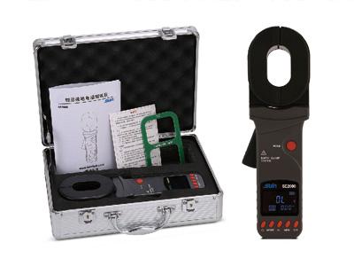 SE2000 接地电阻测试设备