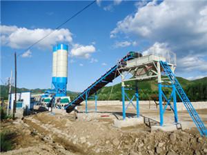 WCB800T稳定土拌和站
