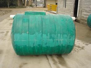 武汉玻璃钢隔油池