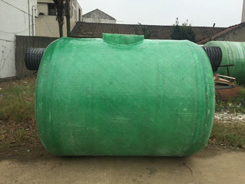 LYHFC2-12玻璃钢化粪池
