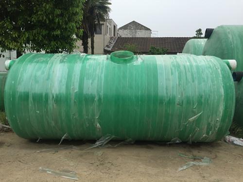 LYHFC-25玻璃钢化粪池