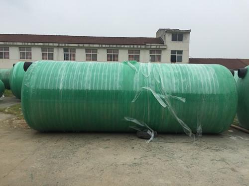 LYHFC-30玻璃钢化粪池
