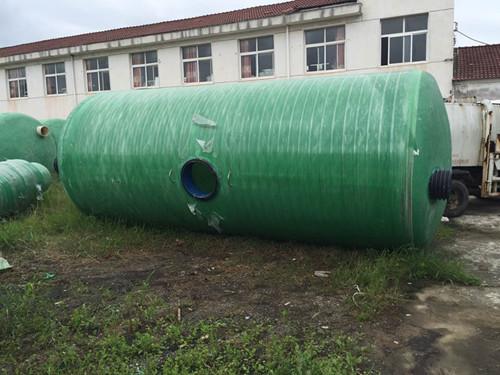 LYHFC-50玻璃钢化粪池