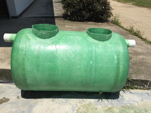 农村污水治理专用污水池