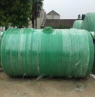 环保玻璃钢化粪池