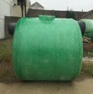 玻璃钢生态化粪池