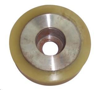 宽聚氨酯滚轮