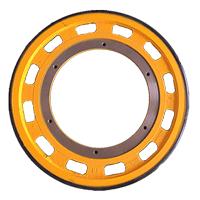 现代摩擦轮Φ584x30