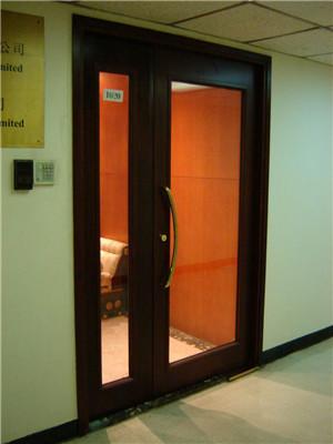重庆防火玻璃门