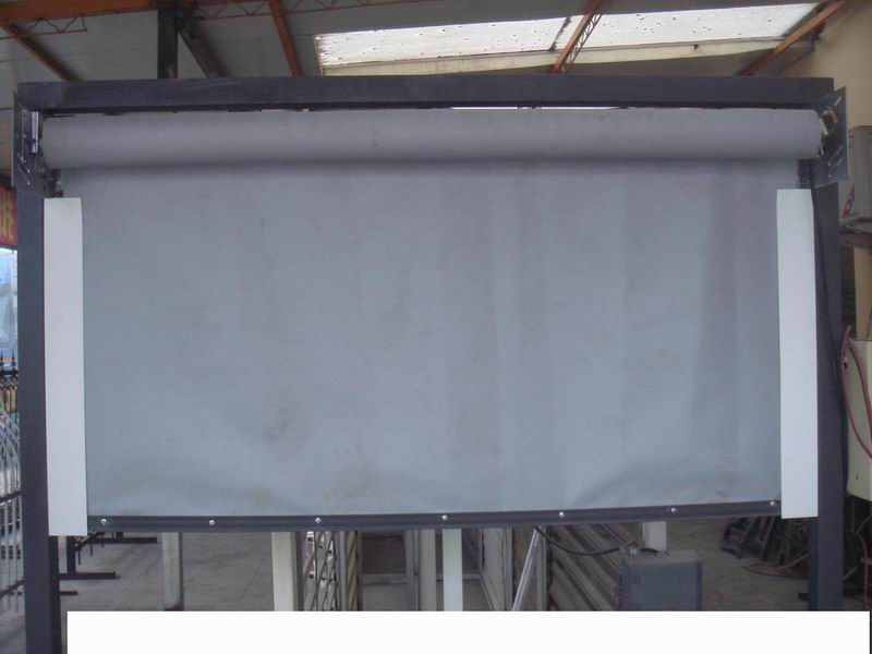 重庆固定式挡烟垂壁
