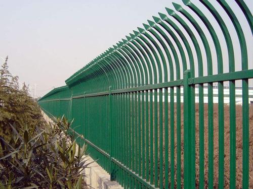 贵州锌钢围墙栏杆