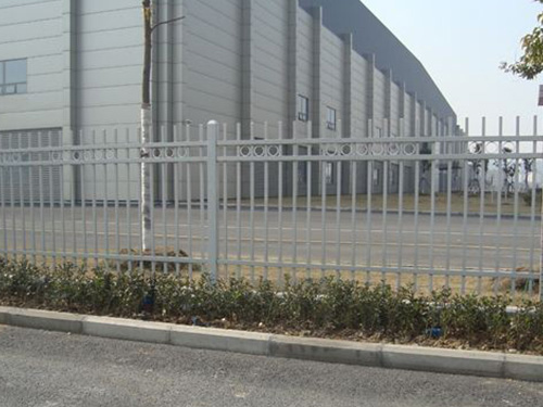 工厂锌钢栏杆