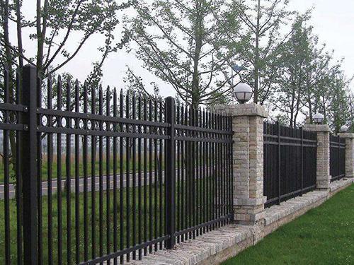 贵阳锌钢围墙栏杆