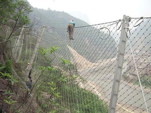 贵州钢丝绳网
