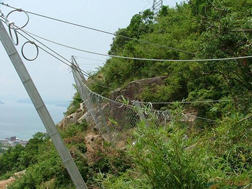 边坡护栏网价格