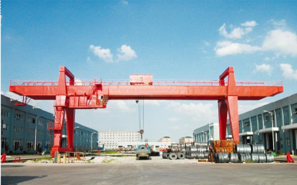 路桥施工门式起重机