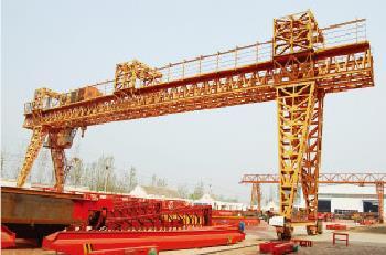 路桥工程用花架简易型门机