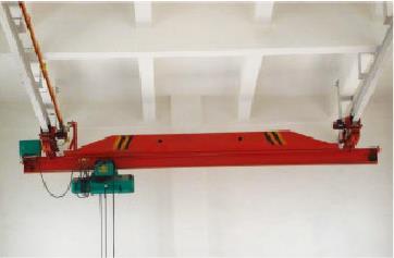 宁夏LX型电动单梁悬挂起重机