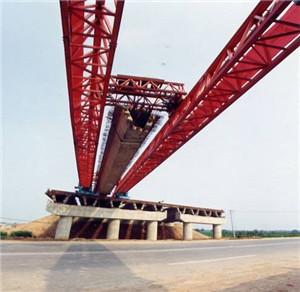 通用式架桥机