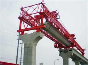 铁路型架桥机