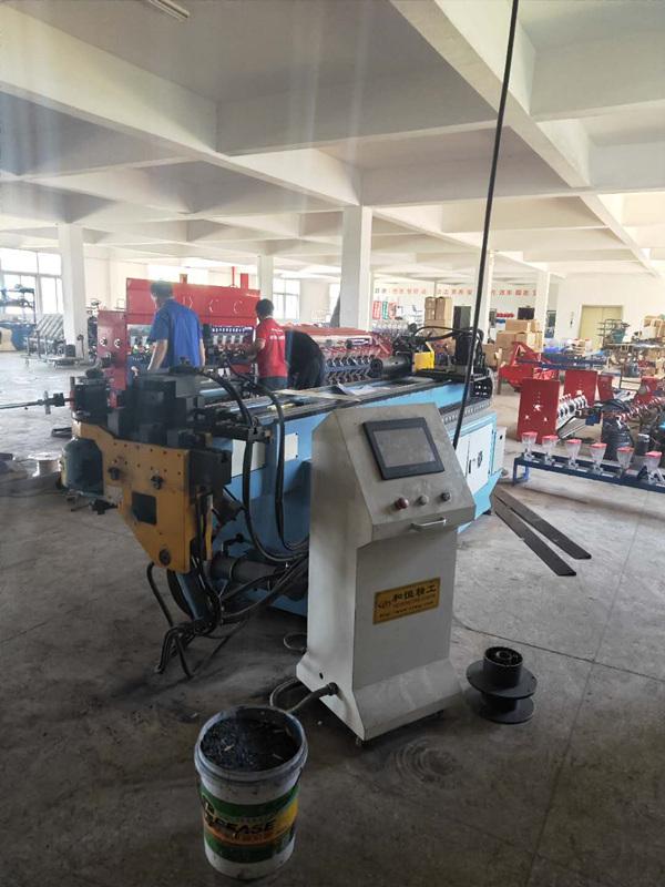 武汉弯管机生产厂家
