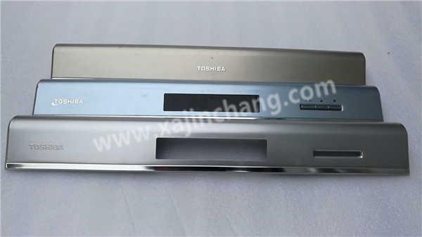 东芝冰箱控制面板(塑料件高要求喷漆)