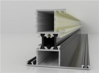 断桥隔热型材供应