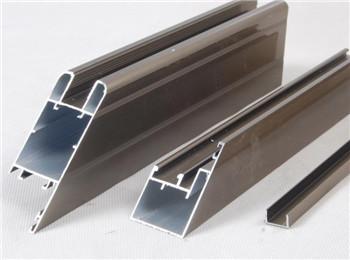 金刚网纱窗铝型材