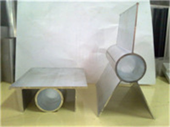 冷库散热铝型材