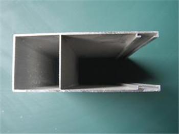 导槽帘片型材