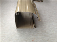 金钢网纱窗铝型材