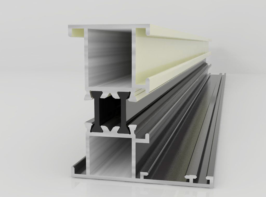 隔热铝合金型材厂