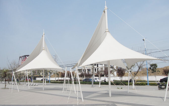 贵阳膜结构景观篷