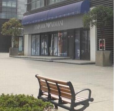 商业街装饰蓬