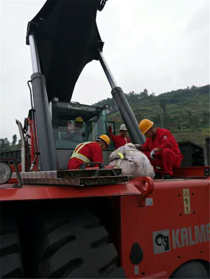 增加大吨位叉车维修