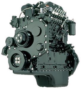 B系列工程机械用发动机