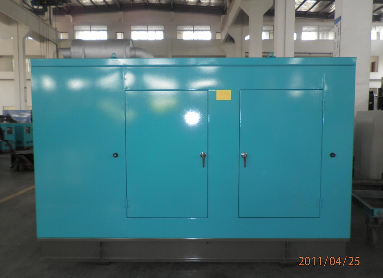 低噪音移动柴油发电机组