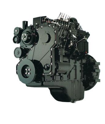 C系列工程机械用发动机