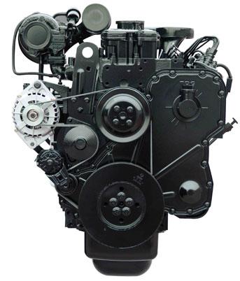 L系列工程机械用发动机
