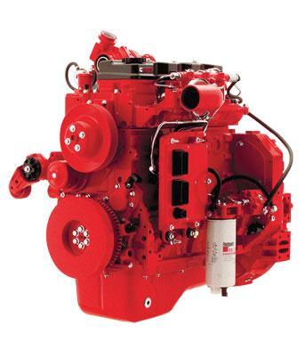 QSB工程机械用发动机