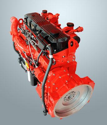 QSZ工程机械用发动机