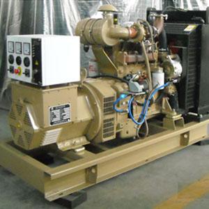 【图文】柴油发电机组机油压低什么原因_柴油发电机机组安装情况