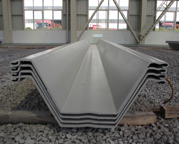 常州M型钢板桩