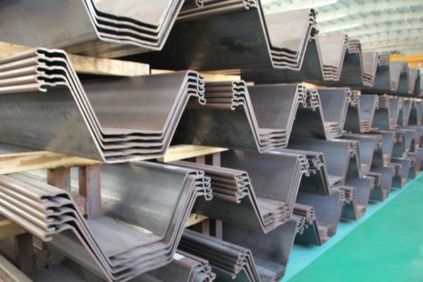 M型钢板桩