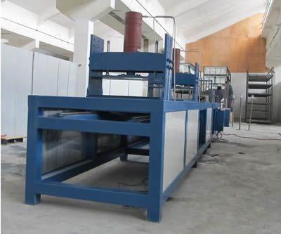 玻璃钢挤拉设备